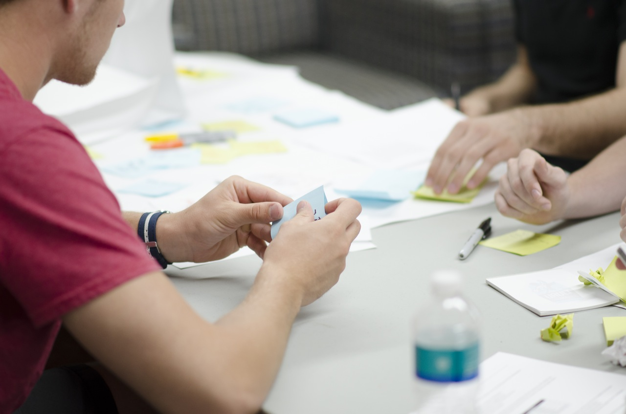 How to capture all ideas when you facilitate a brainstorming session
